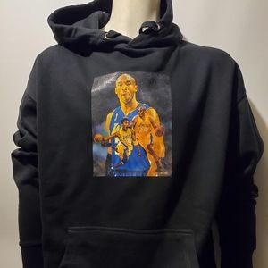 Los Angeles Lakers Kobe Bryant Hoodie  #8 & #24
